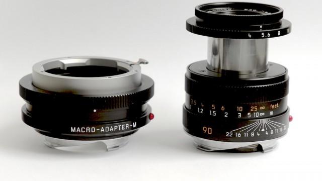 Das Leica 90mm Macro Elmar f/4.0