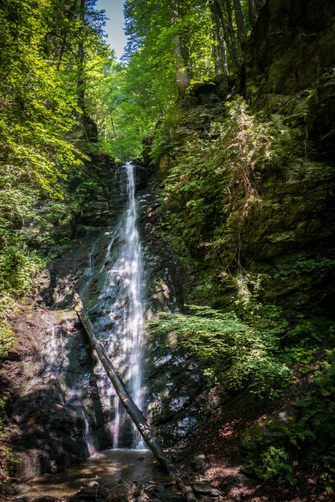 Wasserfall bei Steindorf