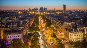 Cityscapes von Paris