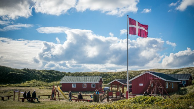 Dünen, Drachen, Dänemark!