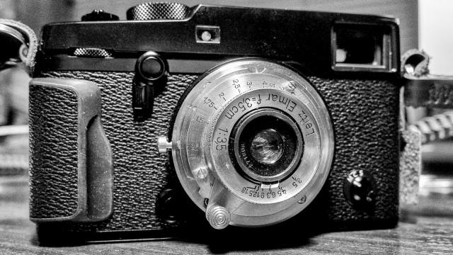 Fuji X-Pro 2 mit Vintage Leica-Objektiv