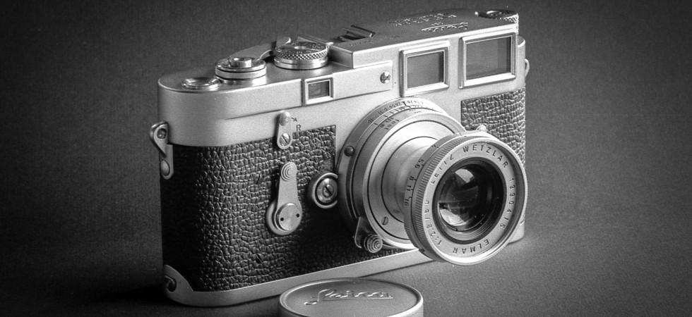 Leica M3 und Analogfotografie – Was war das nochmal?