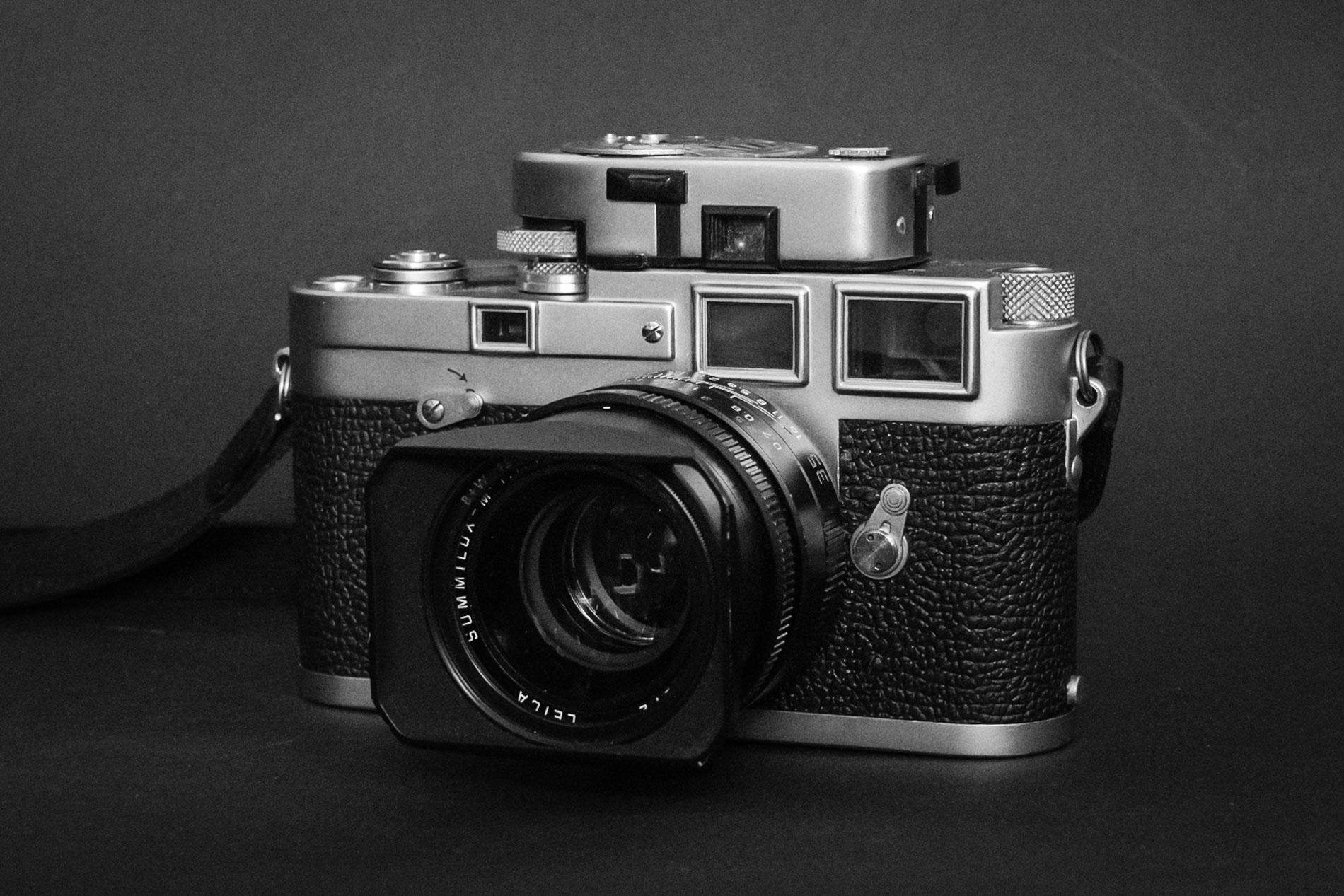 Die Leica M3 sieht das Licht - MesssucherweltMesssucherwelt