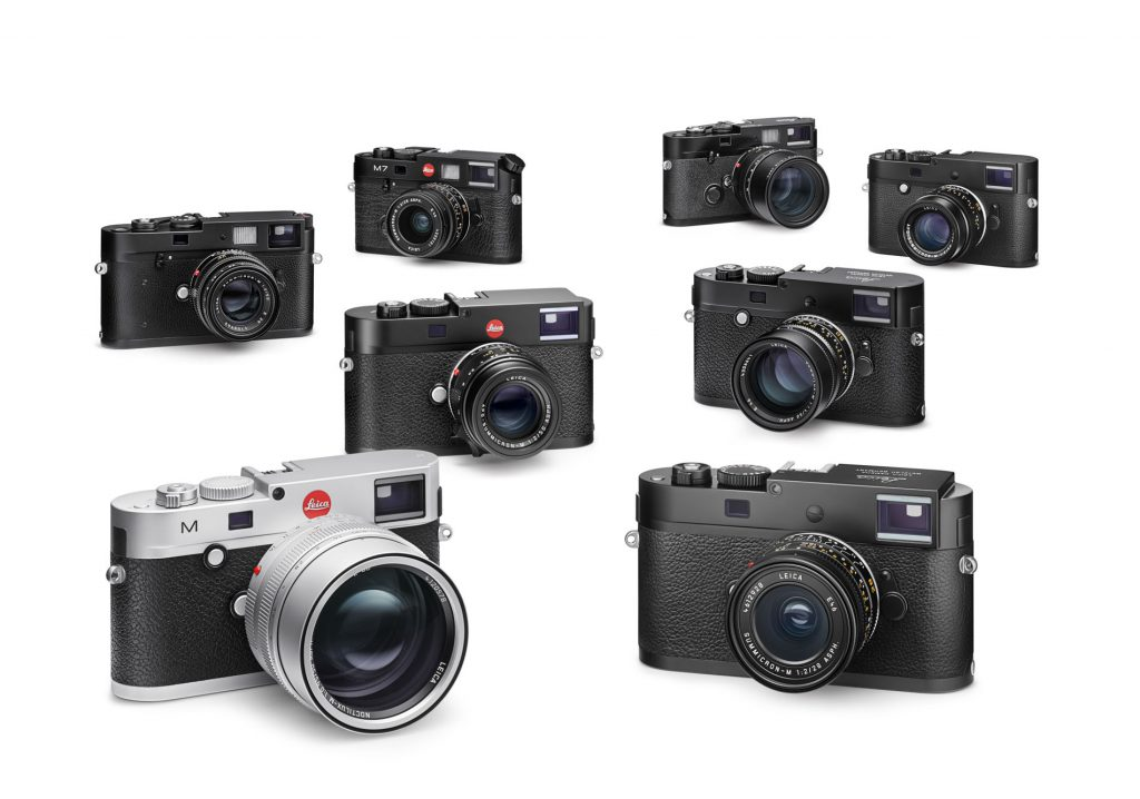 Leica M-System Family Shot_April_2016