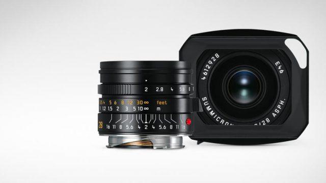 Jonathan Slack: Leicas neues 28mm Summicron ASPH.