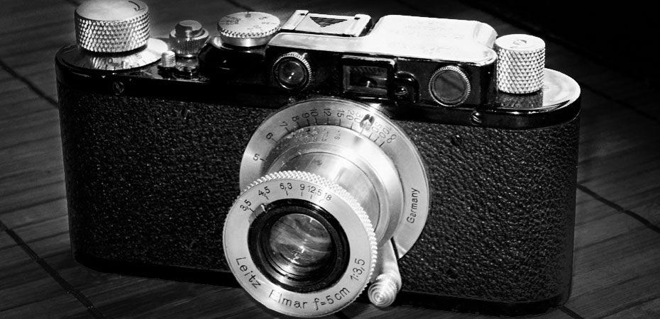 Leica IId: Ich war dabei – Zeuge eines unruhigen Jahrhunderts