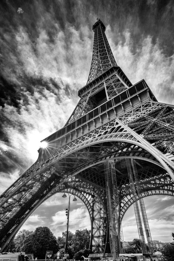 La Tour Eiffel, M240 mit Leica 21mm Super-Elmar, 1/1000sec, f/16 ISO 200