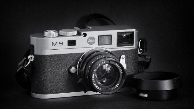 Leica Summicron-M 1:2.0/50mm Typ IV, Baujahr 1986