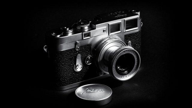 Leica Elmar-M 1:2,8/50mm Baujahr 1963
