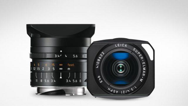 Leica Super Elmar-M 1:3,4/21mm ASPH.