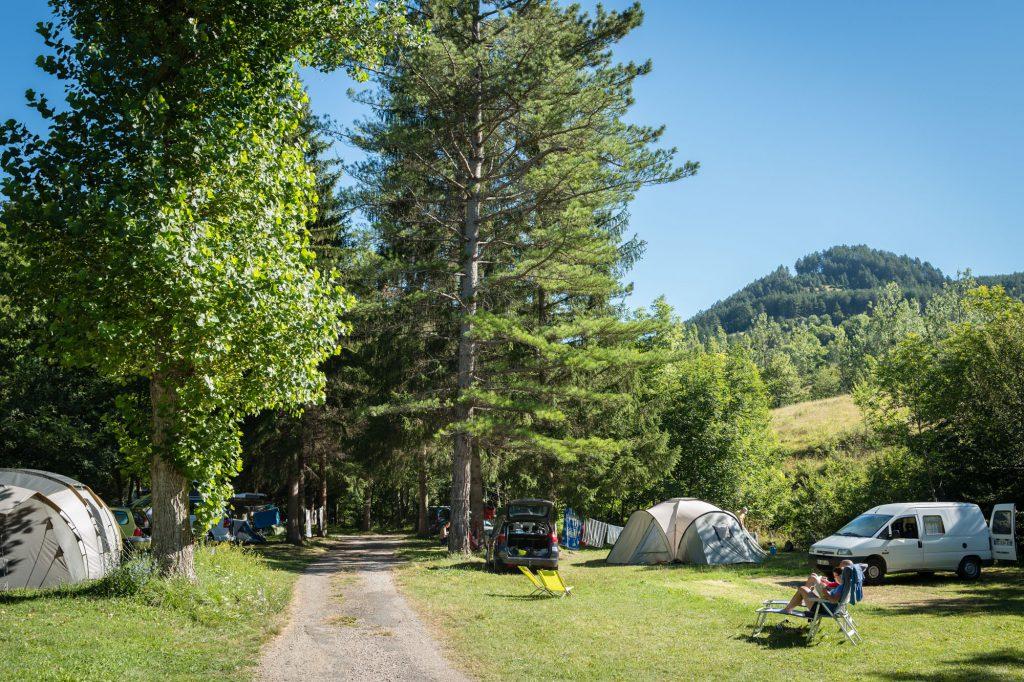 Camping le pré de Charlet