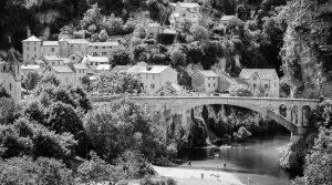Ferien, Teil I: In den Schluchten des Tarn