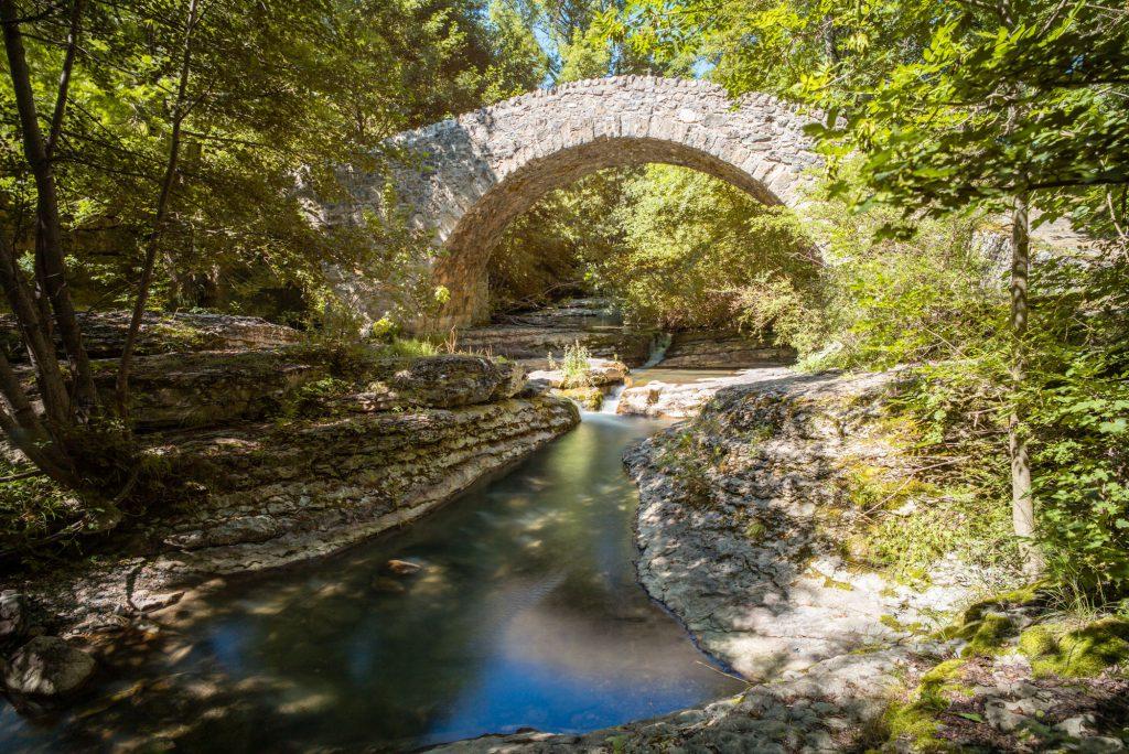 Pont de six Liards