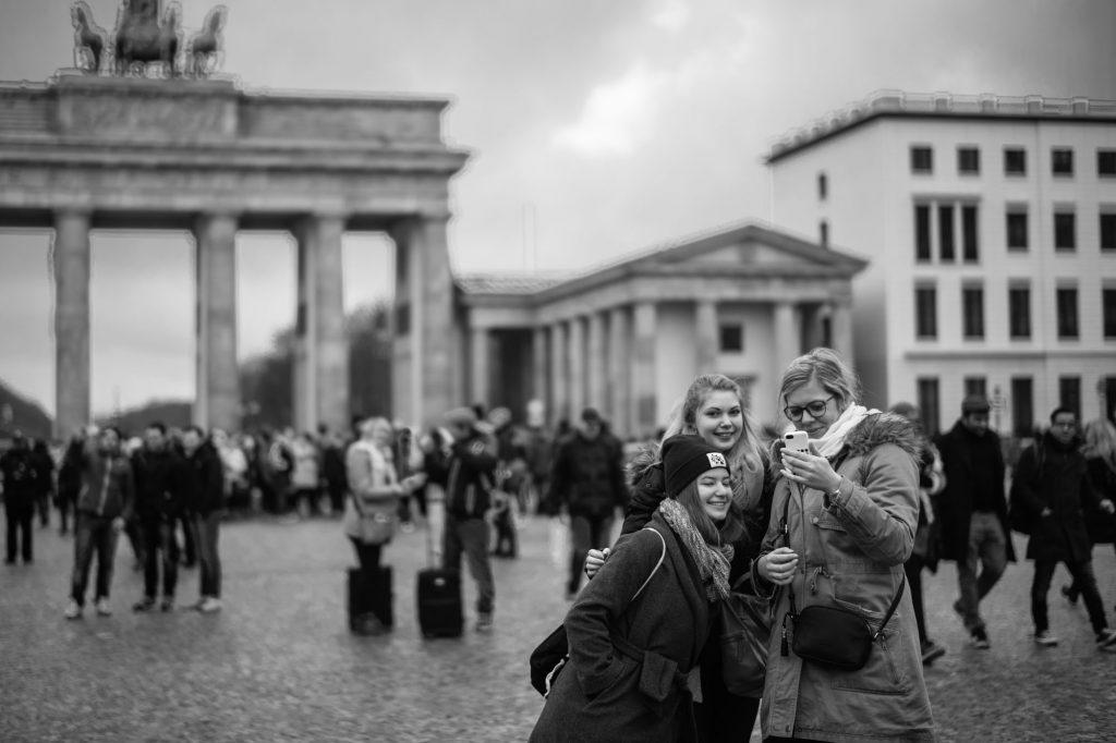 Kurzbesuch in Berlin