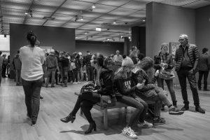 Im van Gogh-Museum, Leica Q bei f/1.7  1/60ec  ISO 1000