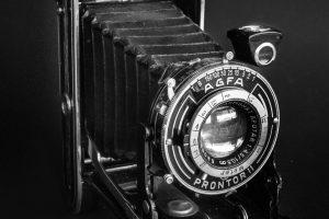 Die Agfa Prontor meines Grossvaters, Leica Q bei f/16  1/40sec  ISO 3200