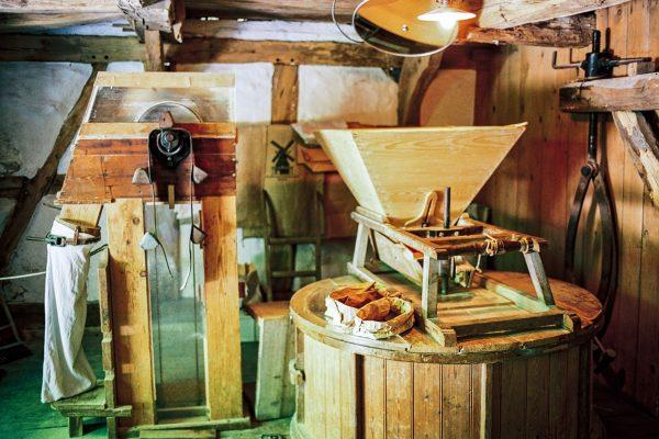 In der Wassermühle, Leica M2 mit 35mm Summilux, Kodak Portra
