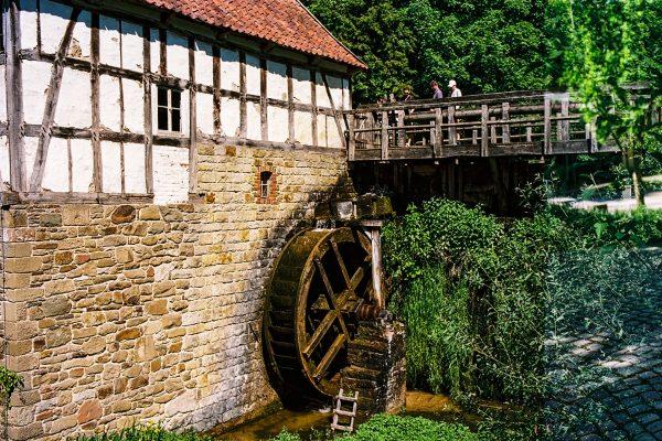 Wassermühle, Leica M2 mit 35mm Summilux, Kodak Portra