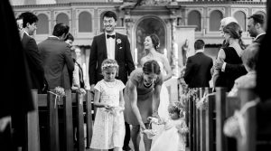 M10, M2, Q: Von Hochzeiten und einem Kamerafall