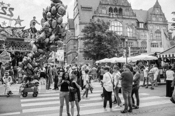 Rathausplatz, M10 mit 35mm Summilux