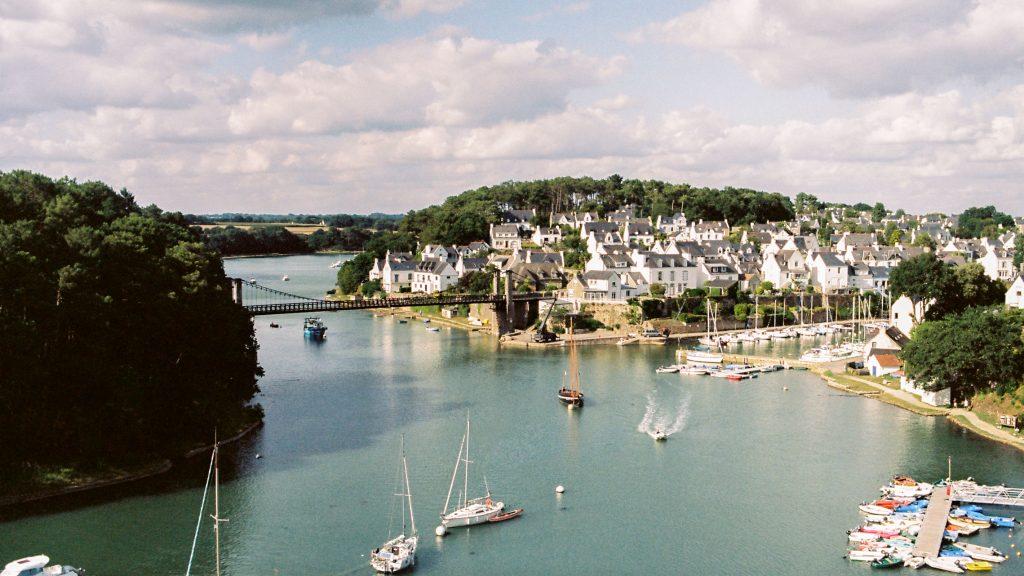 Bretonisch, Bretagne