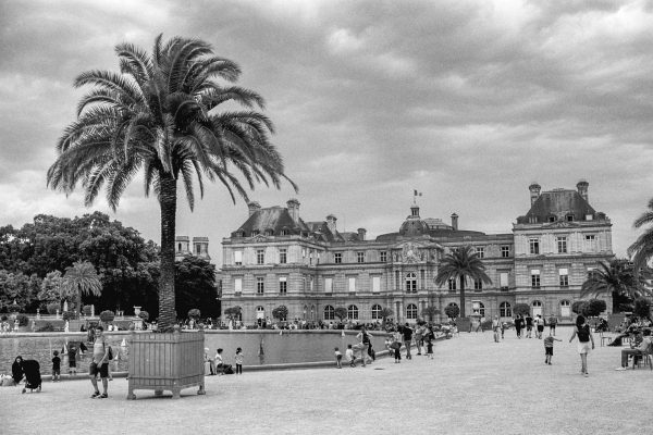 Das Palais Luxembourg