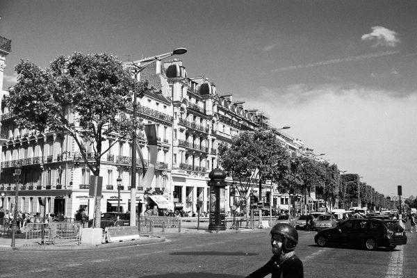 Die Champs Élysées