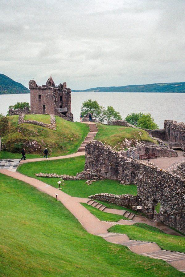 Urquhart Castle. Leica M6 mit 21mm Super-Elmar