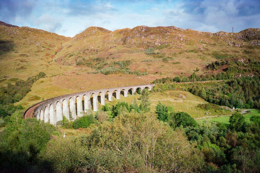 Glennfinnan-Viadukt. Leica M6 mit 35mm Summilux
