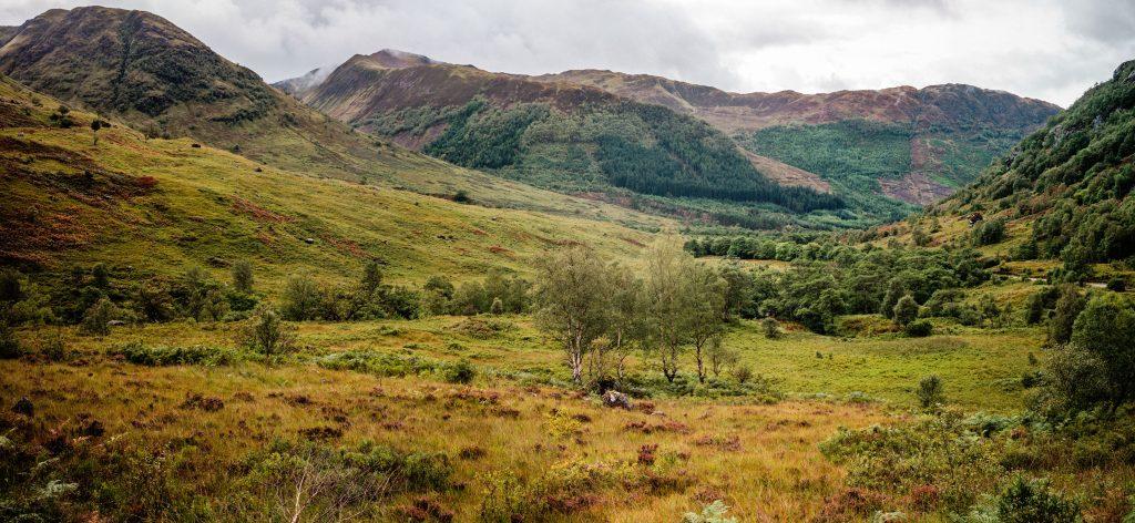 Edinburgh: Der klassische Blick von Calton Hill. Leica M6 mit 35mm Summilux bei f/5.6 1/1000sec, Kodak Portra 160