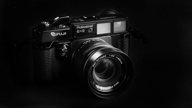 Die Fuji GW 690 II – nicht kleckern, klotzen!