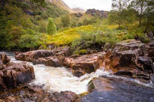 Schottland: River Nevis. M10 mit 21mm Super-Elmar bei f/3.4  1/25sec  ISO 100