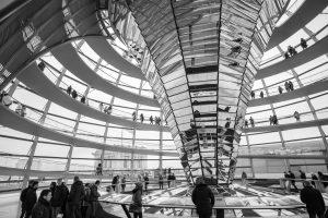 Reichstagskuppel. M10 mit 21mm Super-Elmar bei f/3.4  1/60sec  ISO 100