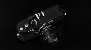 """Eine """"neue"""" Leica M6 TTL…"""
