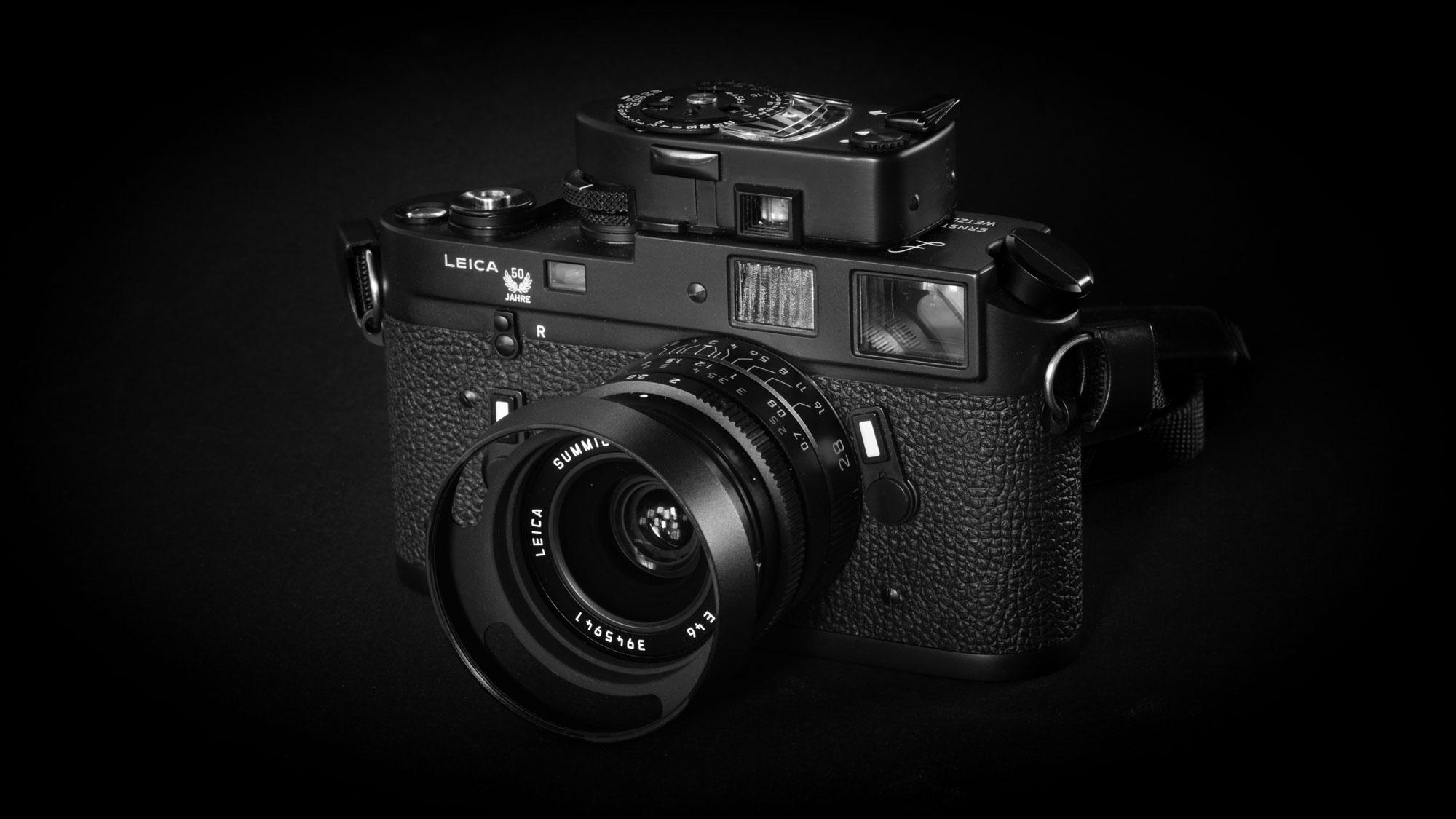 Leica M6 Entfernungsmesser Justieren : Die analogen m leicas messsucherweltmesssucherwelt