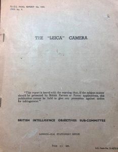 Leica Camera 1946