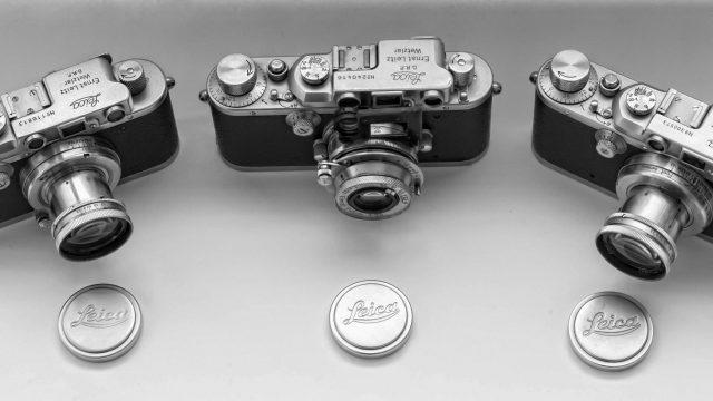 """The """"Leica"""" Camera 1946: Ein Bericht britischer Inspektoren"""
