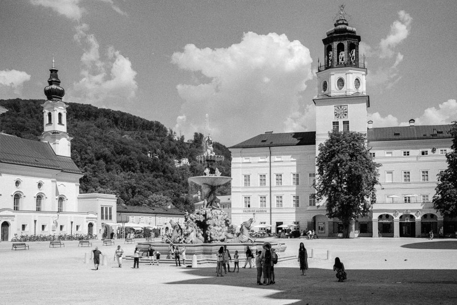 Salzburg, Leica M6 TTL, 35mm Summicron, Kodak TMax, Orange-Filter