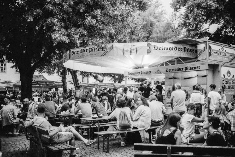 Abend, Leineweber-Fest, Leica M6 TTL mit 35mm Summilux
