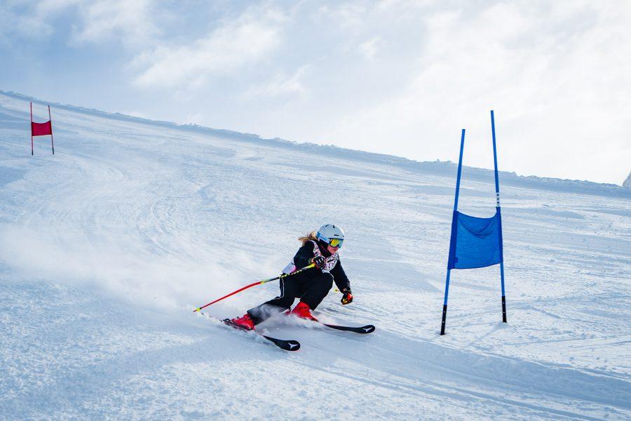 Ski-Rennen