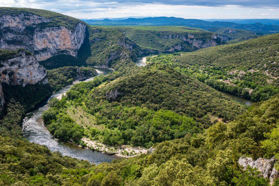 Die Ardèche
