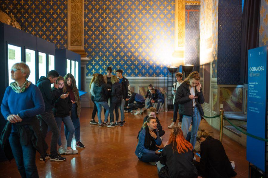 Leonardo-Ausstellung