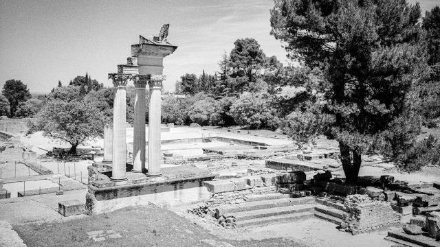 Alpilles, Avignon, Arles mit Leica M10 und M4
