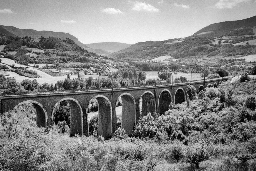 Viadukt bei Compeyre