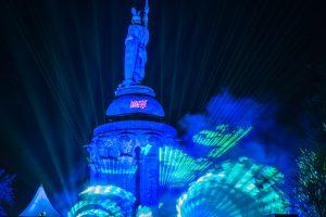 Lasershow. Leica M10