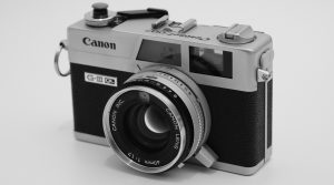 Canon Canonet  QL17 GIII – The poor man's Leica?