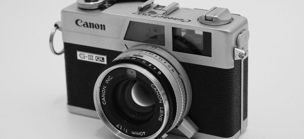 Canon Canonet  QL17 GIII – The poor man's Leica?