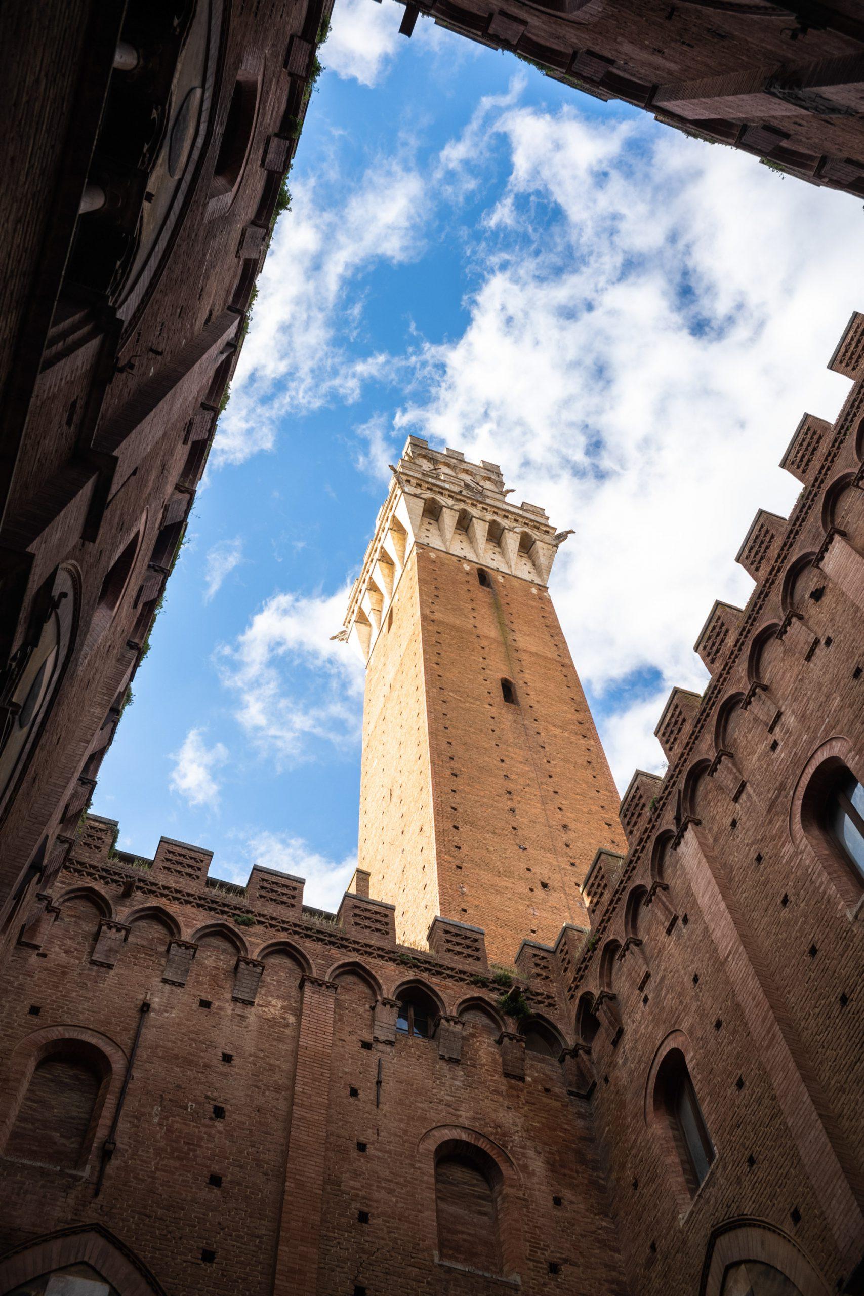 Torre del Mangia/Siena. Leica M10 mit 35mm Summicron