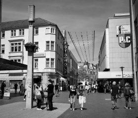 Bielefeld. Kodak TMax 400