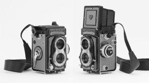 Zwei Augen sehen mehr als eines – die Rolleiflex, Teil 1.